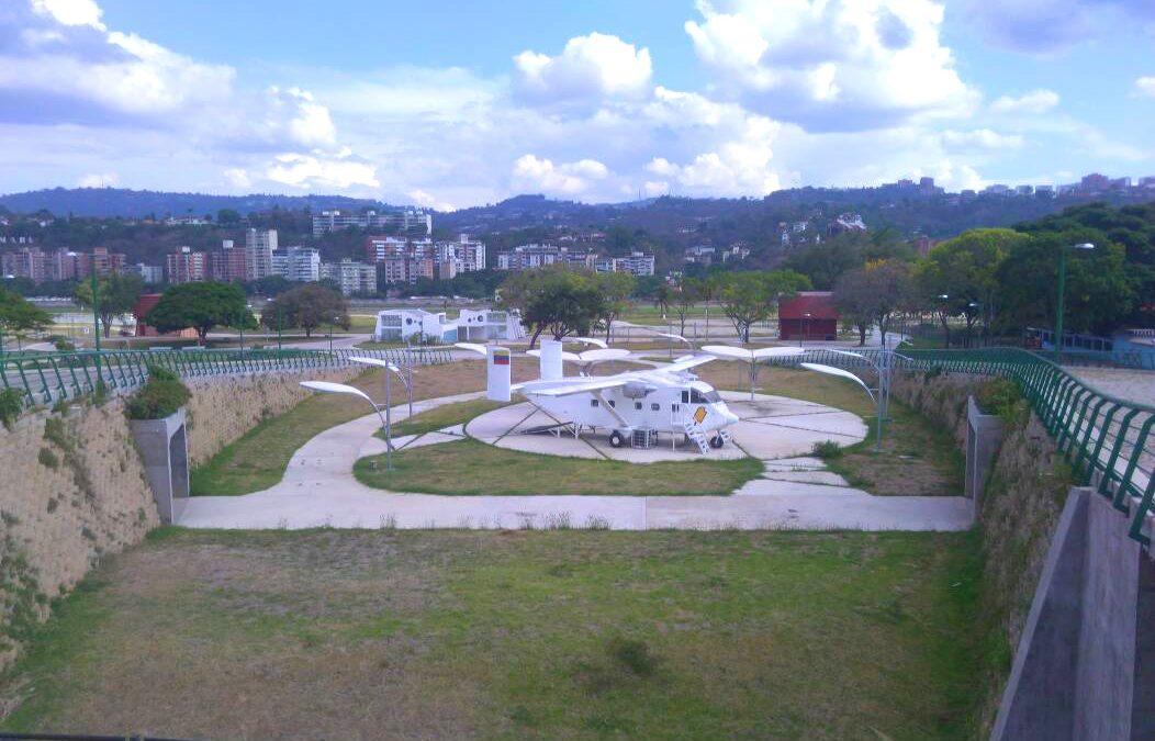 Parque Bolívar, una nueva alternativa para la recreación