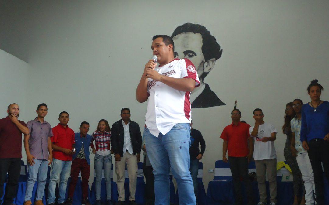 Gobierno de Miranda apoyó instalación  de estado Mayor de la Juventud en Zamora