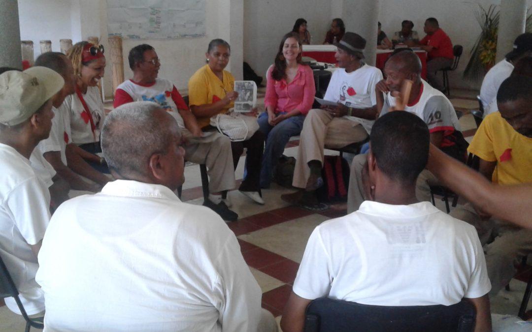 Sanjuaneros participaron en Taller de Valoración del Patrimonio Cultural Inmaterial