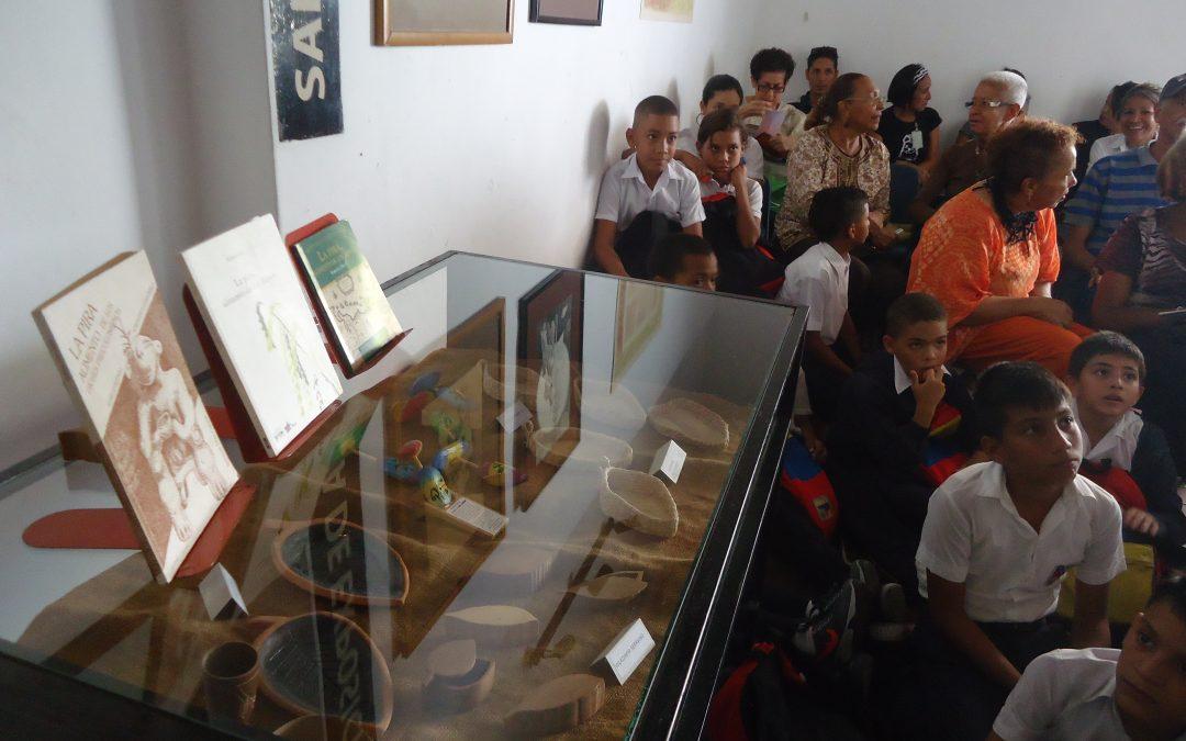Inaugurada exposición El Arte Aborigen como Inspiración en Guatire