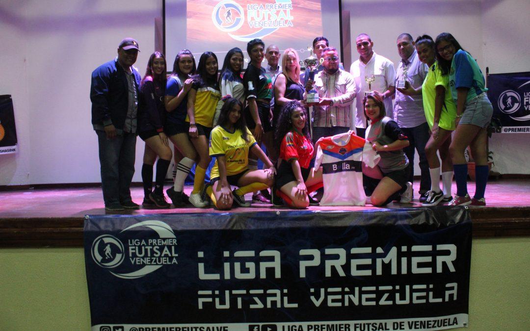 Liga Premier Futsal Venezuela apunta a la excelencia