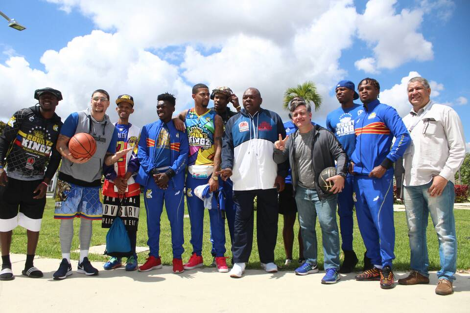 Mirandinos verán magia basquetera con los Court Kingz