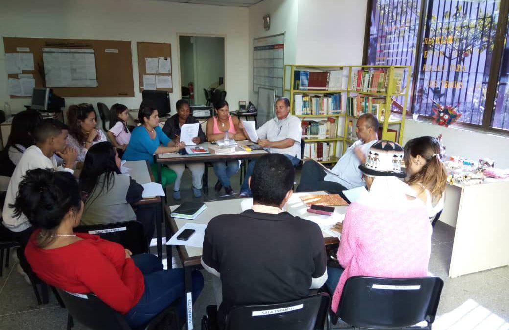Red de Bibliotecas inicia ciclo Miranda Lee