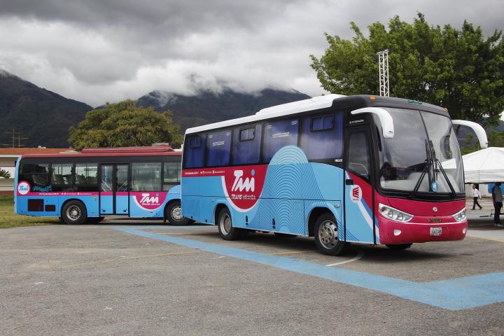 Activan ruta El Jarillo – Los Teques con unidad de TransMiranda