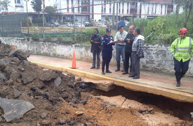 Bomberos de Miranda se plantean renovar plantilla de inspectores y evaluadores de riesgo