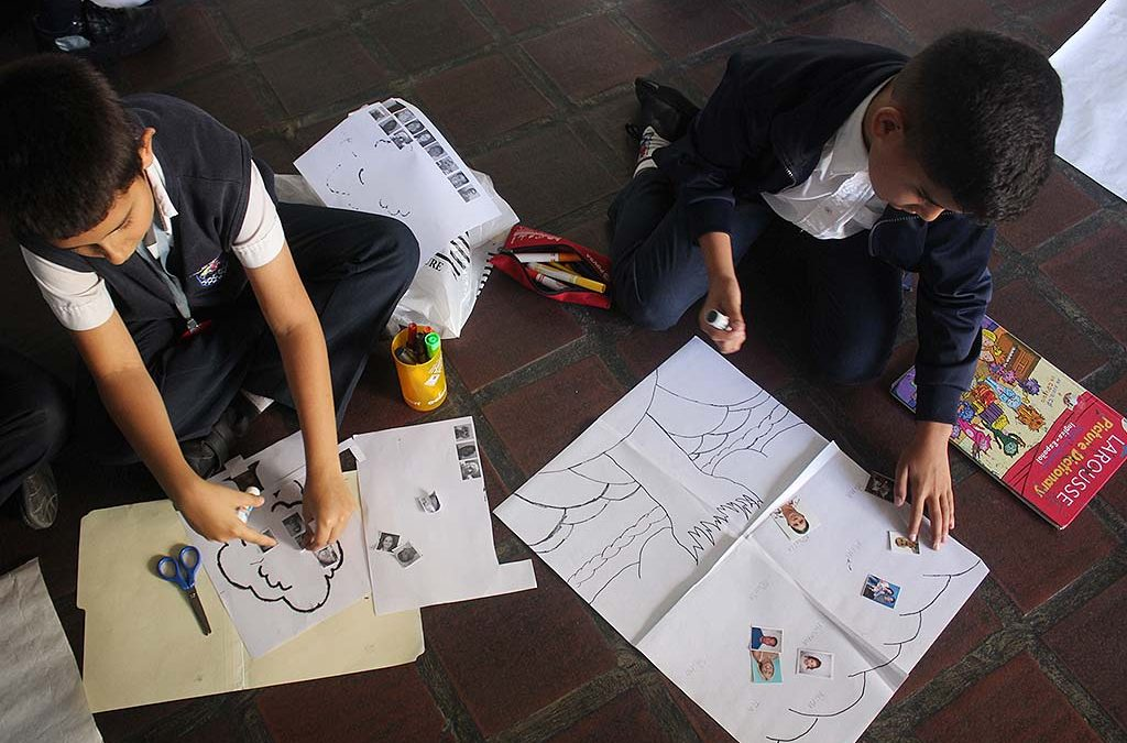 Niños y niñas celebraron Día Internacional de la Familia