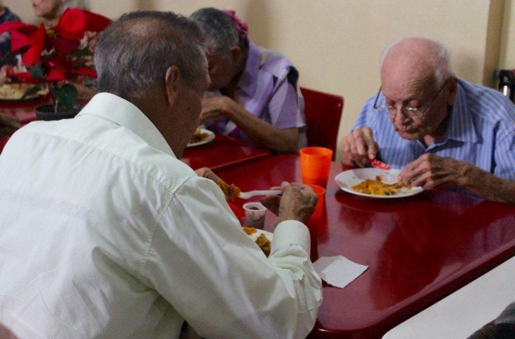 Casas de Abuelos mirandinas garantizan alimentación durante cuarentena