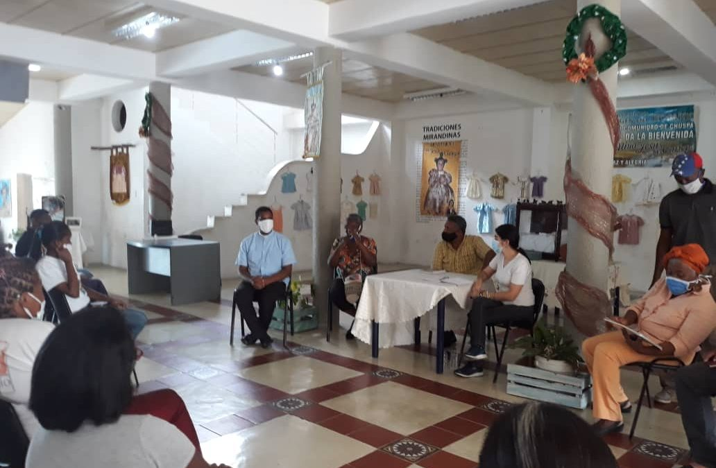 Curiepe avanza en la conformación de  Consejos Locales Comunitarios