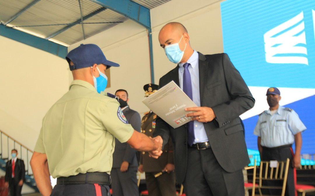 Miranda cuenta con 473 nuevos policías, bomberos y protección civil