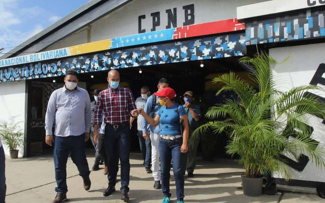 Activan sedes policiales y farmacia comunitaria en Altos de Soapire