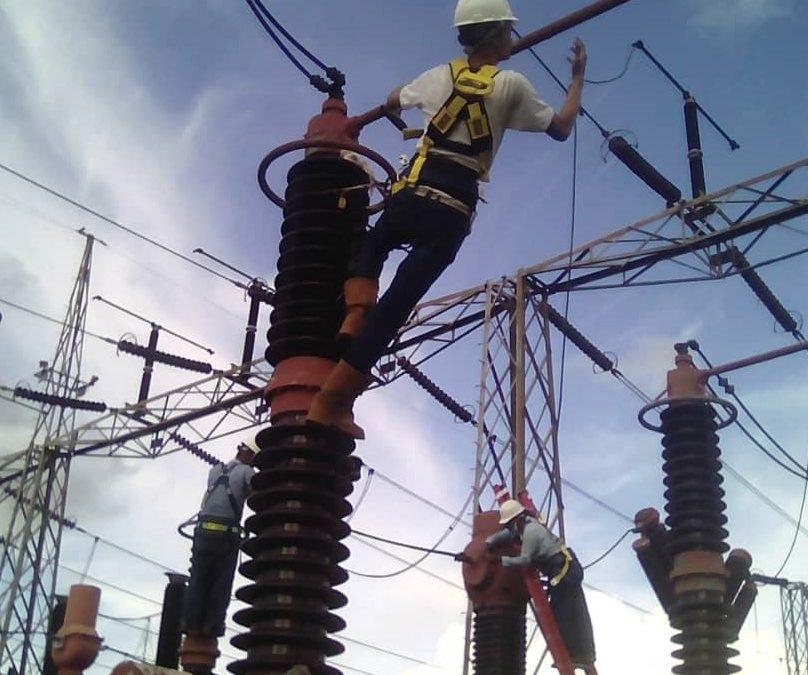 Realizan mantenimiento a subestaciones eléctricas de Miranda
