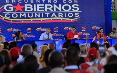 En Miranda los ciudadanos hacen la gestión a través de los Gobiernos Comunitarios