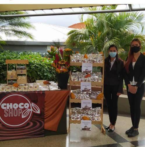 Microempresarios exhibieron potencial del cacao mirandino