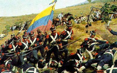 Combate de El Rodeo: Portal de la victoria en Carabobo