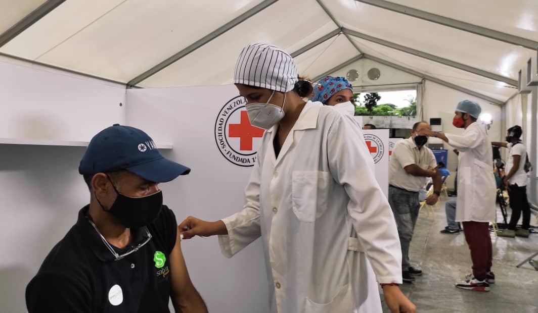 Miranda alcanza 60 % de inmunización contra el Covid