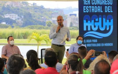 Congreso Estadal del Agua define primeras estrategias